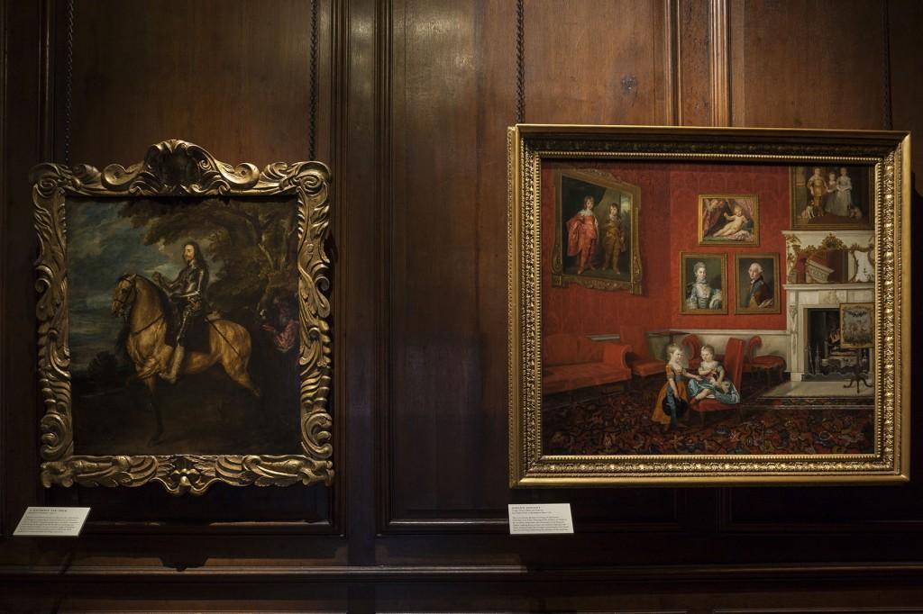 Hampton Court - Cumberland Art Gallery - Lobby2