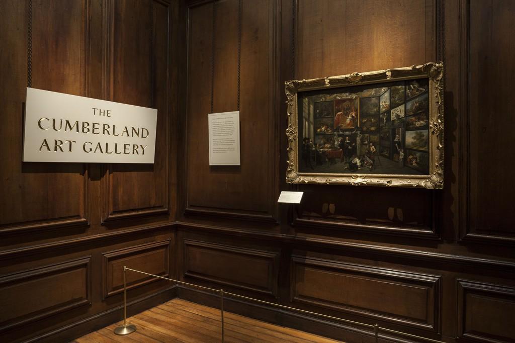 Hampton Court - Cumberland Art Gallery - Lobby3