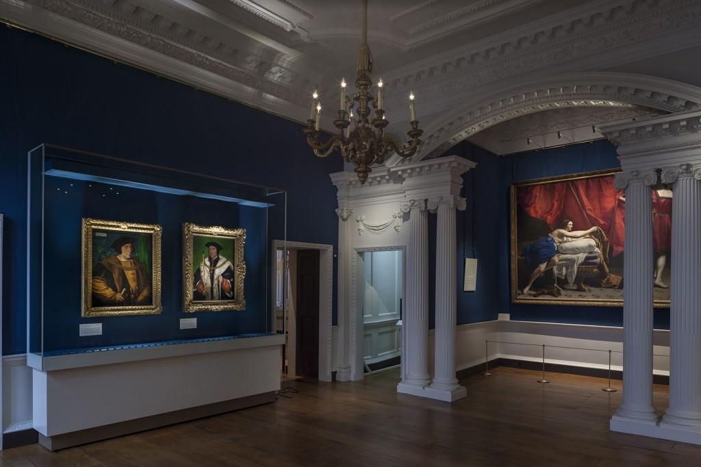 Hampton Court - Cumberland Art Gallery - PresenceChamber2