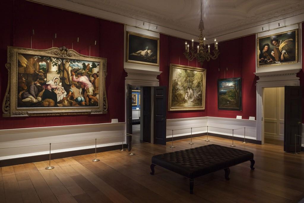 Hampton Court - Cumberland Art Gallery - WithdrawingRoom1