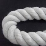 White Three Strand Rope